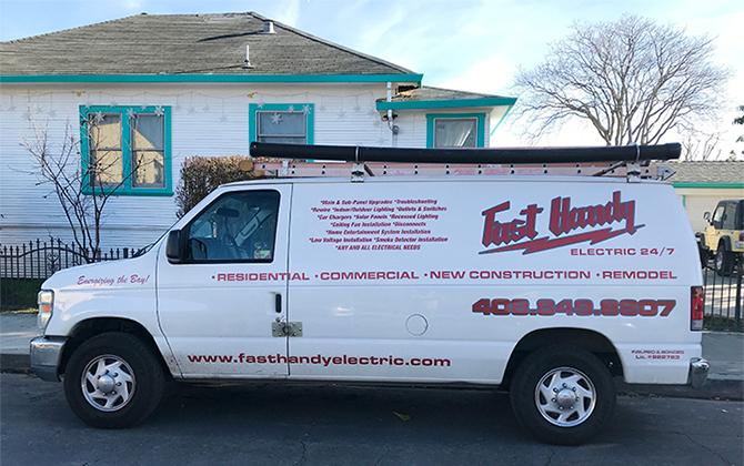Fast Handy Electric, San Jose